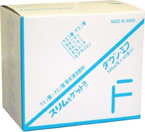 ダウンエフ 500ml用 7g×60袋 B0071H756M