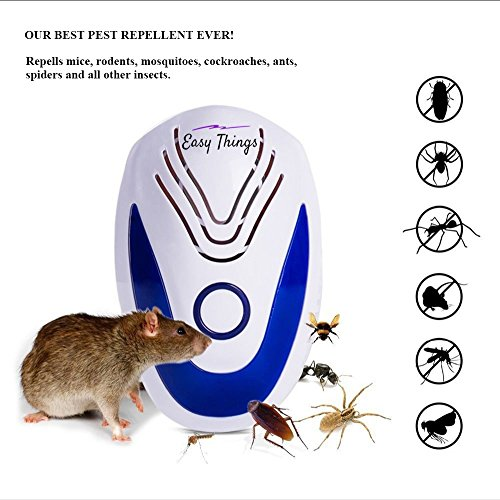 What is the best ultrasonic pest repeller for mice
