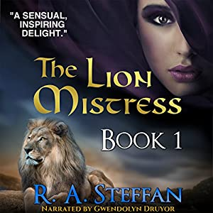 The Lion Mistress, Book 1 Audiobook