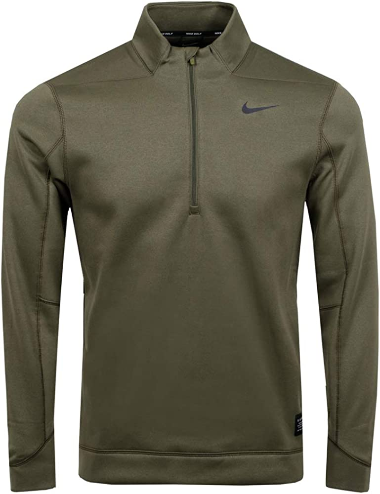 Nike Mens Therma Top Half Zip