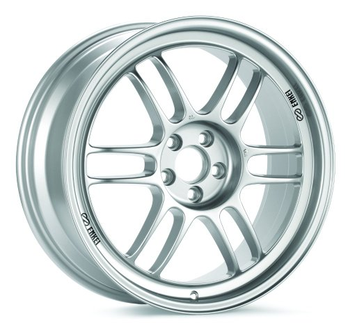 Enkei RPF Silver Wheel