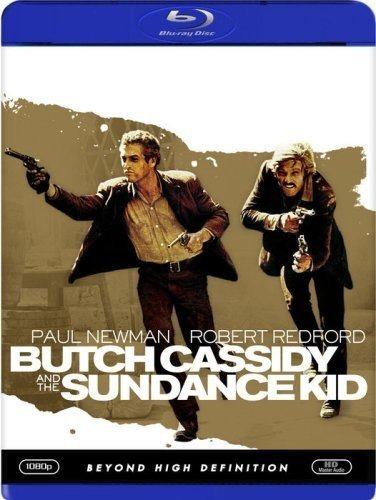 Blu-ray : Butch Cassidy and the Sundance Kid (Widescreen, , Dubbed, Dolby, AC-3)