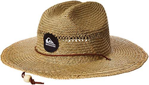 Quiksilver Men's Pierside SLIMBOT Sun Protection HAT