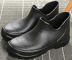 9beb89cf24411 S.S.Men's Premium Garden Clog Black,Pink, Green Boot (15 B(M) US ...