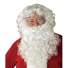 Rubies Costume Value Santa Beard and Wig Set