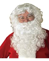 Rubie's Value Santa Beard And Wig Set