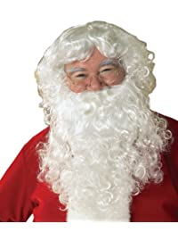 Rubies Costume Value Santa Beard and Wig Set