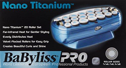 BaBylissPRO Nano Titanium 20-Roller Hairsetter by BaBylissPRO (Image #2)