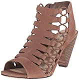 Vince Camuto Women's Eliaz Dress Sandal, Smoke Taupe, 8 M US