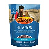 Zuke's Natural Hip & Joint Dog Treats; Hip Action Recipe; Made in USA Facilities