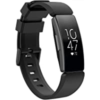 HEYUS for Fitbit Inspire/Inspire HR/ACE 2 Replacement Band Silicone Wristband, Women Men Adjustable Replacement Straps…