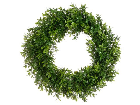 17-Boxwood-Wreath-Two-Tone-Green-Pack-of-6