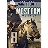 8-Movie Western Collection featuring Sam Elliott