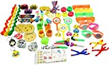 zochoose Party Favor Toys Assortment 100 PCS Party Favors for Kids Birthday Party, Carnival Prizes,Classroom Rewards