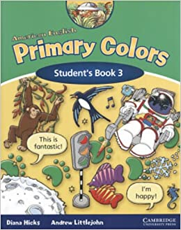 american english primary colors 3 students book primary colours student edition - Primary Colors Book
