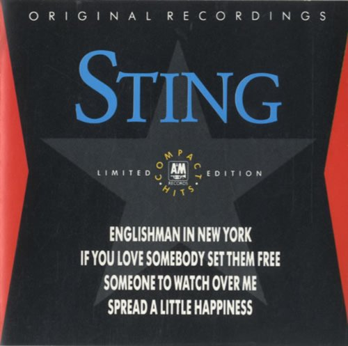 Sting - Compact Hits [single-Cd] - Zortam Music
