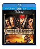 Pirates of Caribbean: Curse of Black Pearl [Blu-ray] by Walt Disney Studios Home Entertainment by Gore Verbinski