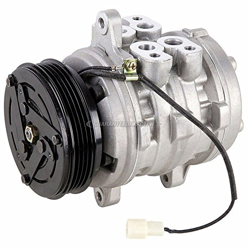 AC Compressor & A/C Clutch For Chevy Tracker Geo Metro Suzuki Sidekick - BuyAutoParts 60-00896NA New