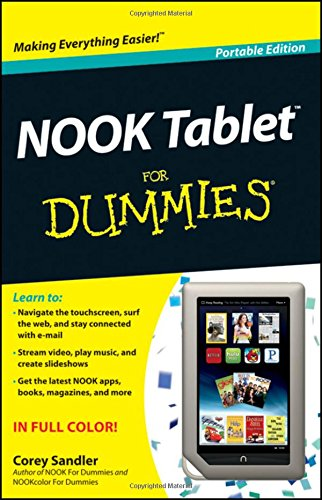 NOOK Tablet For Dummies ()
