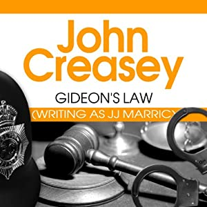 Gideon's Law Audiobook