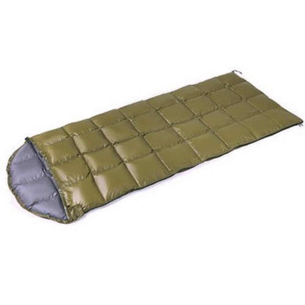LJHA shuidai エンベロープ寝袋/ダウン寝袋/スプリーシブル/軽量アウトドア旅行矩形寝袋(180 + 25)* 80cm (色 : D) B07FCFFPH4 D D