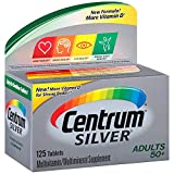 Centrum Silver 125ct Size 125ct Centrum Silver 125ct