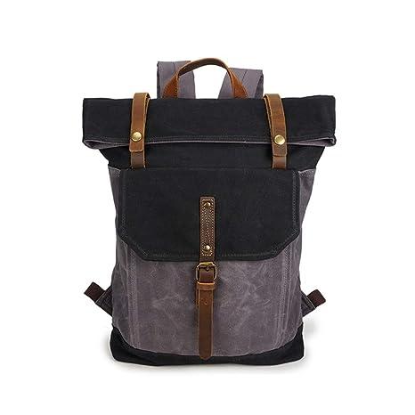 1675e042f939 Amazon.com: HWX Waterproof Laptop Bag, Multifunctional Rucksack ...