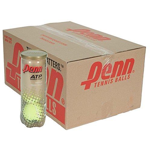 Penn ATP Regular Duty Tennis Balls (Case)