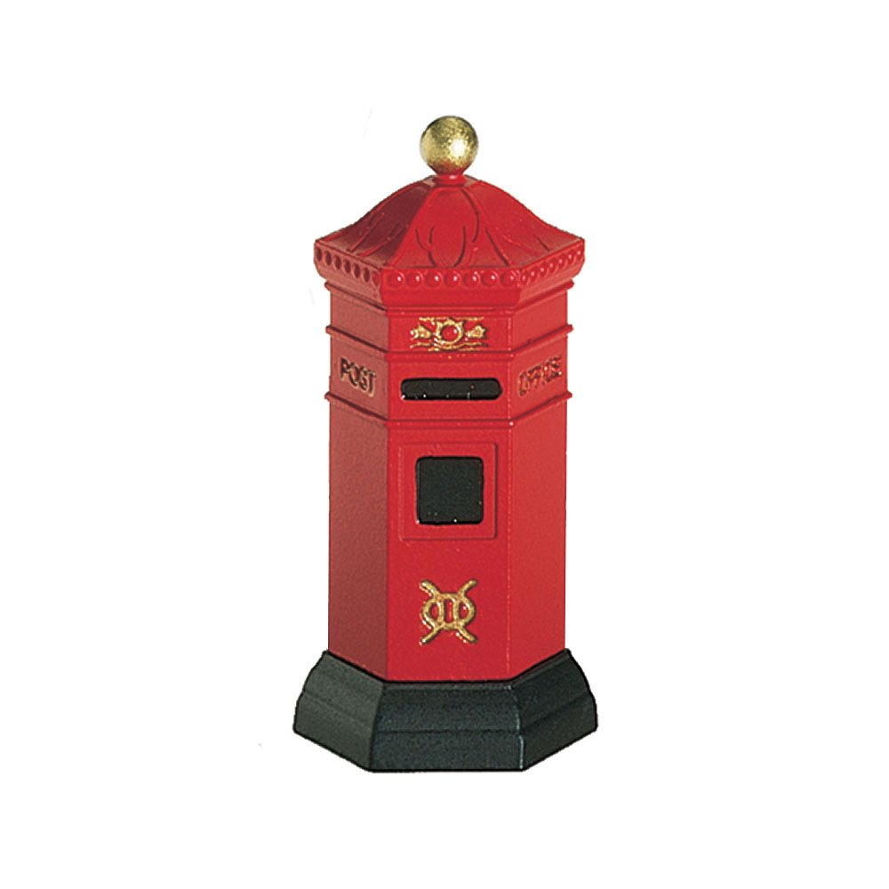 Department 56 English Post Box Dickens Village Dept. 56 #58050