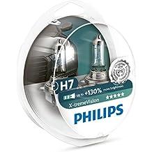 Philips X-treme Vision +130% Headlight Bulbs (Pack of 2) (