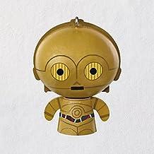 Hallmark Star Wars C-3PO Wood Ornament keepsake-ornaments Sci-Fi,Movies & TV
