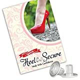 High Heel Protectors (3 Sizes) Stop Sinking Heels Perfect for Everyday & Formal Wear 3 Sizes offers