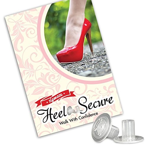 High Heel Protectors (3 Sizes) Stop Sinking Heels Perfect for Everyday & Formal Wear 3 -
