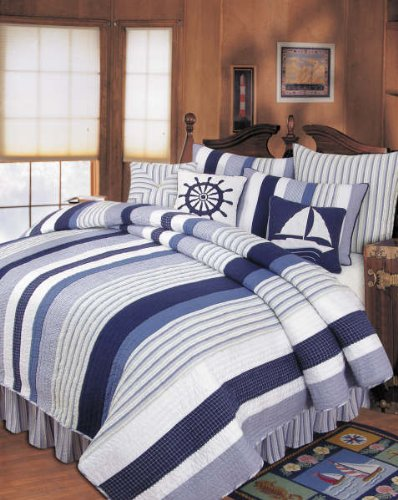 Nantucket Dream Quilt, Twin