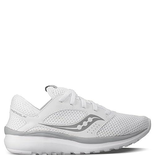 Zapatillas Saucony Kineta Relay blanco gris a tienda de