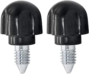 4162142 Mixer Thumb Screw for KitchenAid & Whirlpool Mixers, Replaces 9709194 WP9709194 240374 - PACK OF 2