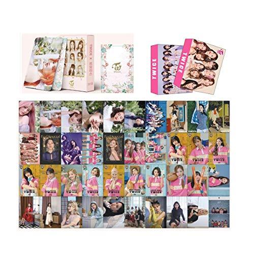 Photocards de TWICE (108 unidades)