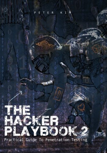 - The Hacker Playbook 2: Practical Guide To Penetration Testing
