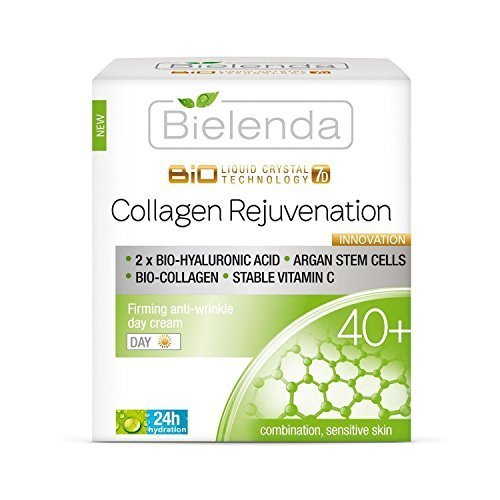 Collagen Rejuvenation Firming Anti-Wrinkle Day Cream 40+ 1.7 Oz (50 ml) (Rejuvenation Day Cream)