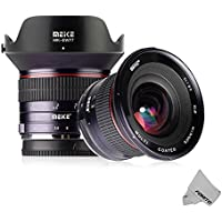 Fomito Meike 12mm F/2.8 Ultra Wide Angle Manual Foucs Prime lens for Sony Alpha / Nex E Mount APS-C Mirrorless Camera