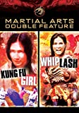 Kung Fu Girl / Whiplash on DVD Dec 2