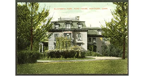 Peachy Amazon Com Elizabeth Park Pond House Hartford Ct Postcard Download Free Architecture Designs Scobabritishbridgeorg