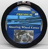 Nascar Brad Keslowski Poly-Suede Steering Wheel Cover