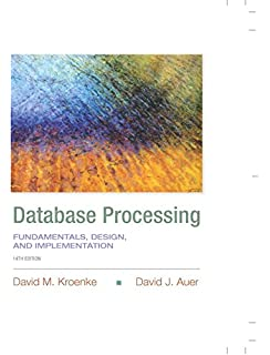 Exploring microsoft office access 2016 comprehensive exploring for database processing fundamentals design and implementation 14th edition prentice fandeluxe Choice Image