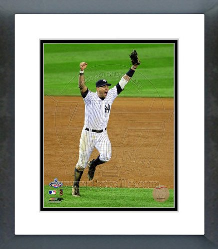 Alex Rodriguez 2009 World Series Celebration Framed Picture ()