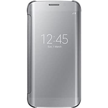 coque samsung galaxy s6 edge clear view