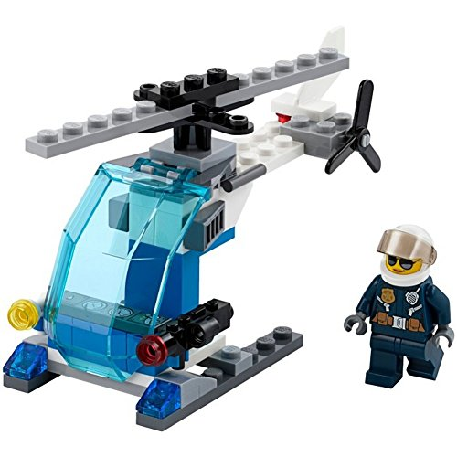 Lego City Police Helicopter 30351