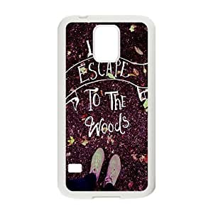 Let's Escape Design Top Quality DIY Hard Case Cover for SamSung Galaxy S5 I9600, Let's Escape Galaxy S5 I9600 Phone Case
