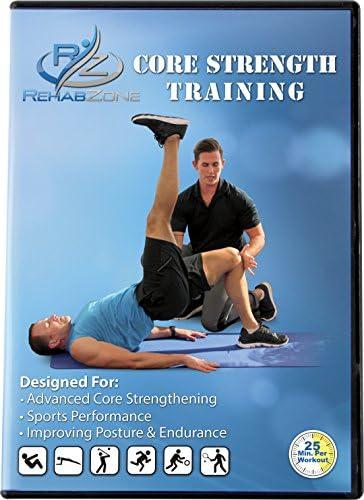 RehabZone Core Strength Training Program product image