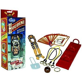 Think Fun Houdini Brainteaser Game